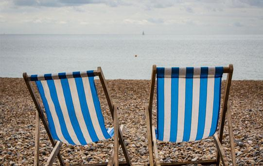 An English Seaside Staycation
