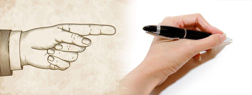 The Write Stuff for Left Handers